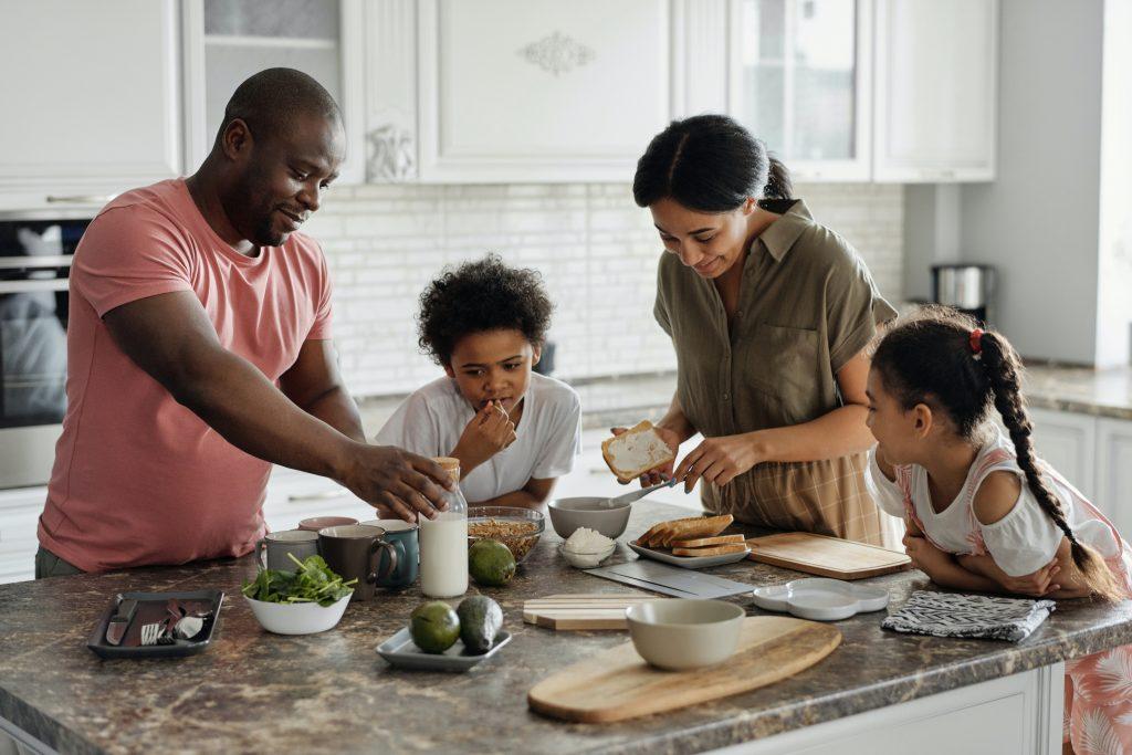 Health Begins In the Kitchen