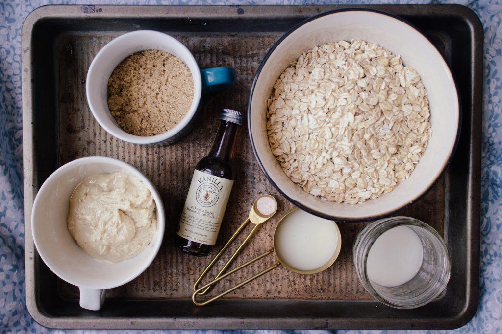 oatmeal bath